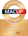MacUp winning product